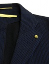 D by D*Syoukei navy and black color jacket D02-125-81LZ03 price