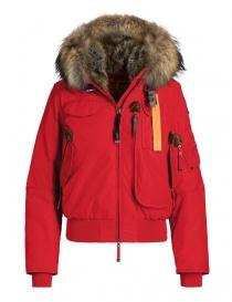 Parajumpers Gobi dark red jacket PWJCKMA31-GOBI-W511 order online