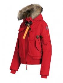 Parajumpers Gobi dark red jacket