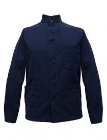 Mens suit jackets online: Massaua Tracker blue jacket