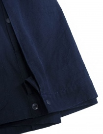 Giacca Massaua Tracker colore blu giacche uomo prezzo