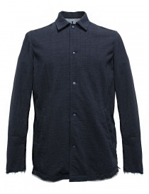 Giacche uomo online: Giacca Massaua Cover Jacket colore blu navy