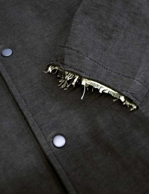 Giacca Massaua Cover Jacket colore blu navy giacche uomo prezzo