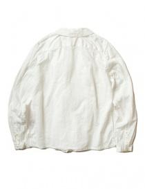 Camicia Kapital colore bianco con volant