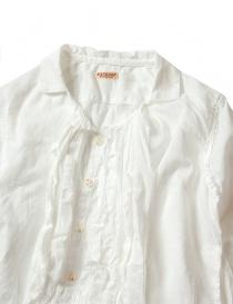 Camicia Kapital colore bianco con volant prezzo