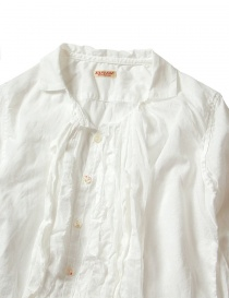 Kapital white volant shirt price