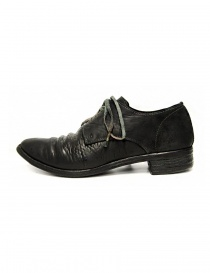 Carol Christian Poell black leather shoes