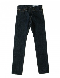 Mens jeans online: Kapital regular fit dark blue jeans