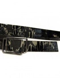 Deepti Crux crash leather belt