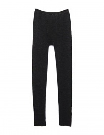 Mens trousers online: Deepti hand knitted black pants