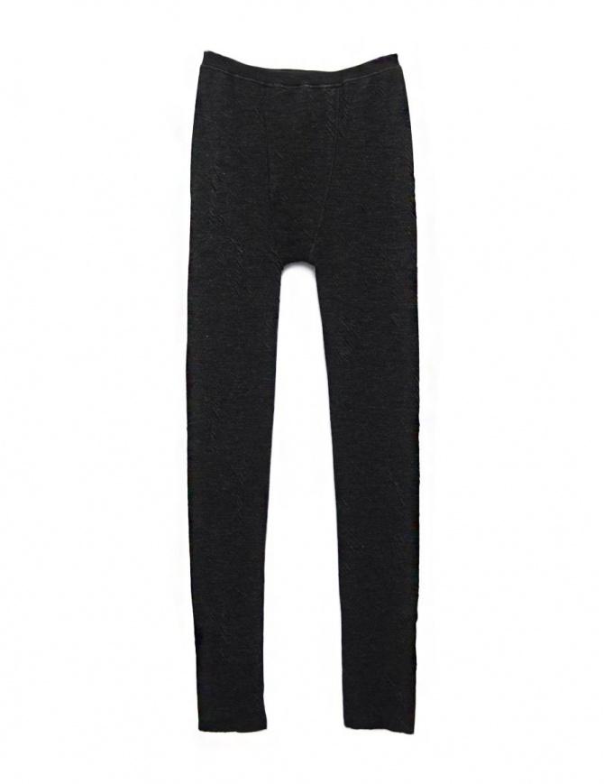 Pantalone Deepti nero lavorato a mano K-076-RIFT-95/99 pantaloni uomo online shopping