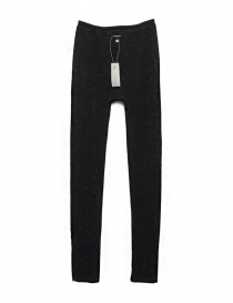 Deepti hand knitted black pants
