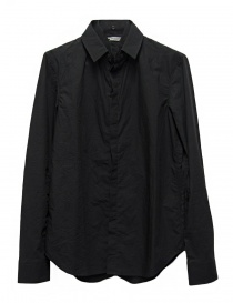 Mens shirts online: Deepti black shirt
