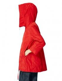 Parka 'S Max Mara Lighti colore rosso