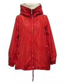 Womens jackets online: 'S Max Mara Lighti red parka