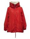 'S Max Mara Lighti red parka buy online LIGHTI-013-ROSSO