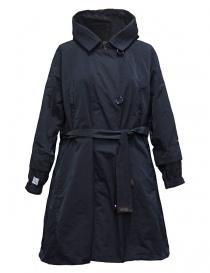Womens jackets online: 'S Max Mara Faillep midnight blue parka