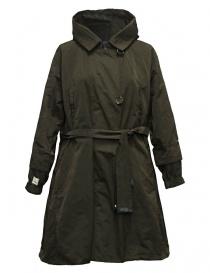 Womens jackets online: 'S Max Mara Faillep khaki green parka