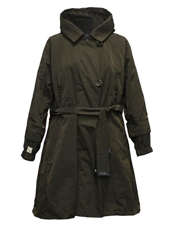 Parka 'S Max Mara Faillep colore verde kaki FAILLEP-014-VERDE-KA giubbini donna online shopping