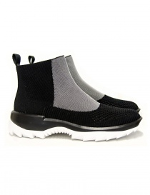 Mens shoes online: Camper Lab Ganxet men's black ankle boots