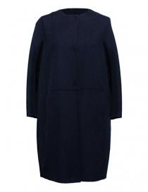 'S Max Mara Unito midnight blue coat UNITO-012-BLU-NOTTE order online