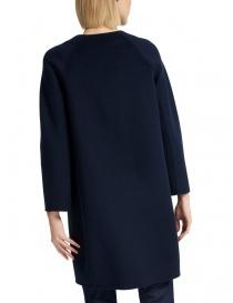'S Max Mara Unito midnight blue coat price