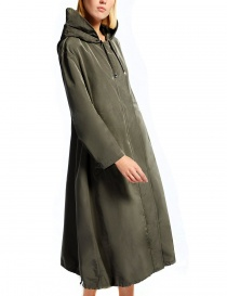 'S Max Mara Cottonp khaki green parka womens jackets buy online