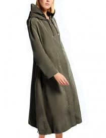Parka 'S Max Mara Cottonp colore verde kaki giubbini donna acquista online