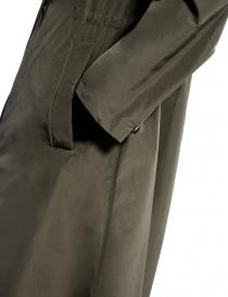 Parka 'S Max Mara Cottonp colore verde kaki acquista online