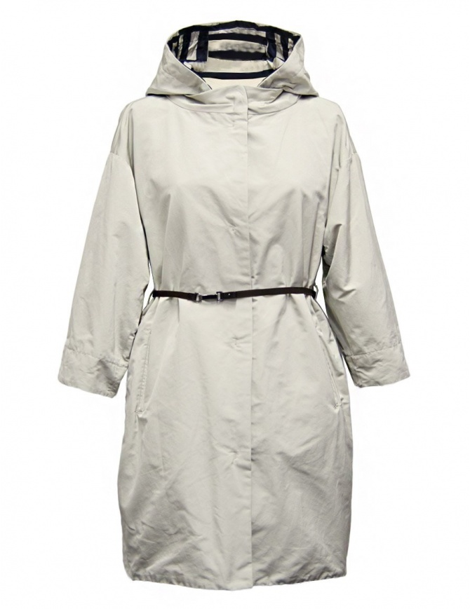 'S Max Mara Failler ivory white parka FAILLER-022-AVORIO womens jackets online shopping