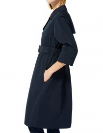 'S Max Mara Faillet midnight blue trench