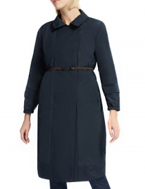 'S Max Mara Faillet midnight blue trench womens coats buy online