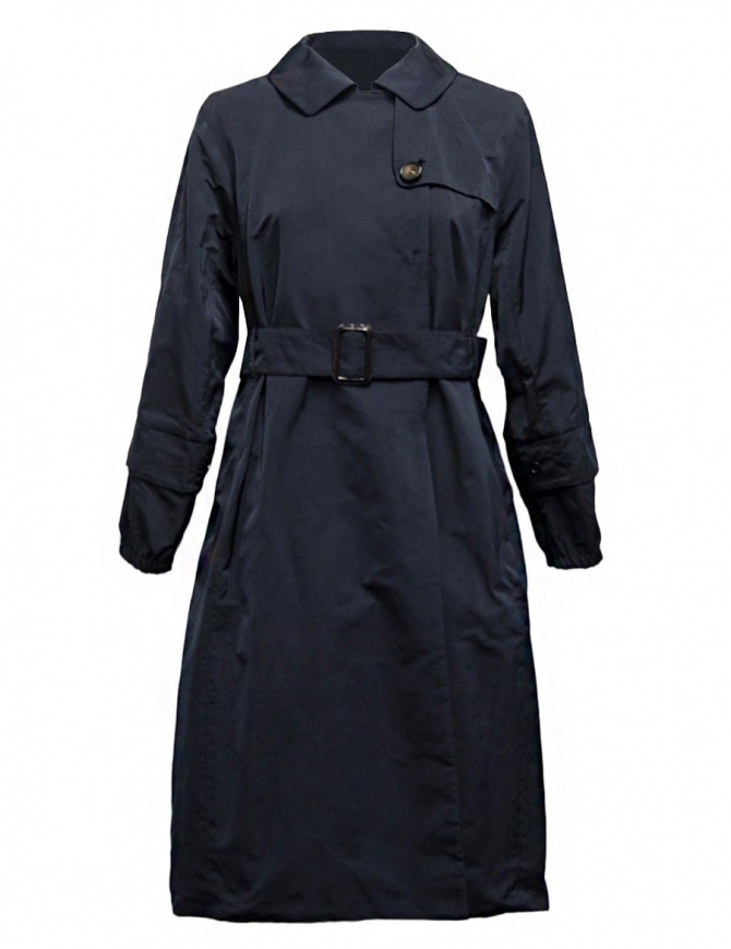 Trench 'S Max Mara Faillet colore blu notte FAILLET-002-BLU-NOTTE cappotti donna online shopping
