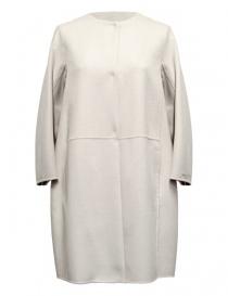 Womens coats online: 'S Max Mara Unito beige coat