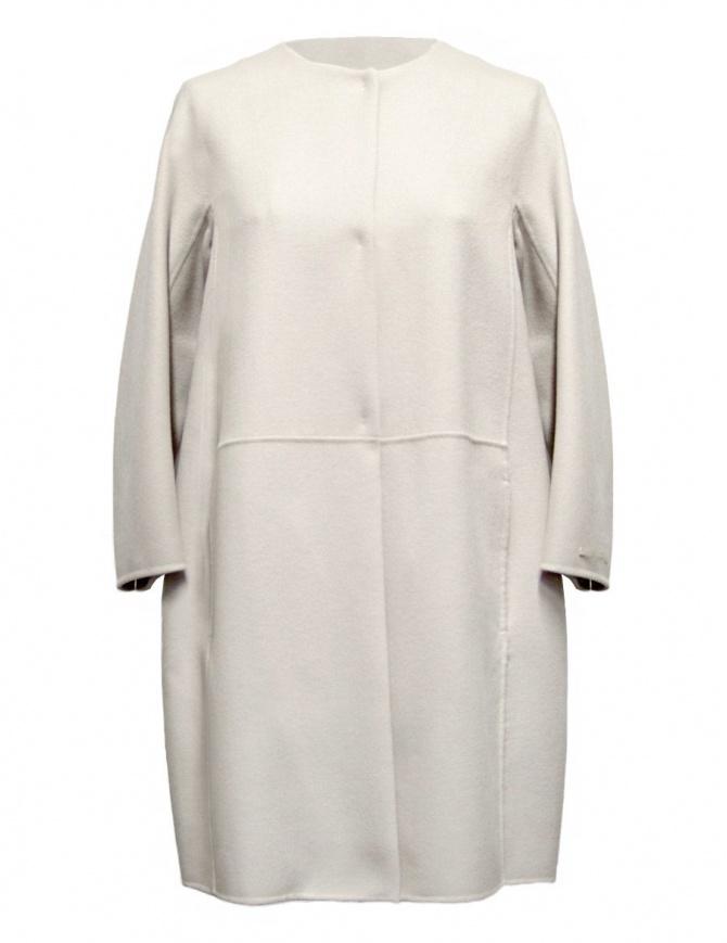 'S Max Mara Unito beige coat UNITO-005-BEIGE womens coats online shopping