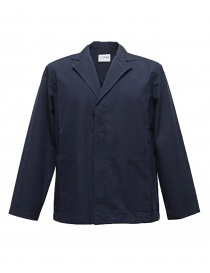 Mens suit jackets online: Camo Furia wide navy jacket