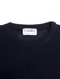 Camo Feystongal navy t-shirt price