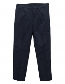 Pantalone Camo Classic colore navy online