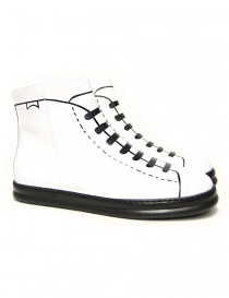 Sneakers Camper Lab Twins da uomo colore bianco K300210-001-DYNASTY order online