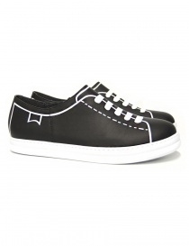 Womens shoes online: Camper Lab Twins women black sneakers