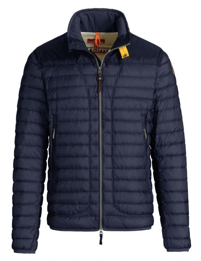 ... parajumpers arthur navy blue down jacket pm jck dt02 arthur 562 order online
