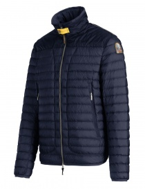 Parajumpers Arthur navy blue down jacket