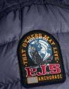 Piumino Parajumpers Arthur colore navy PM JCK DT02 ARTHUR 562 acquista online