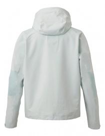 Giubbino Allterrain by Descente Active Shell colore bianco celeste