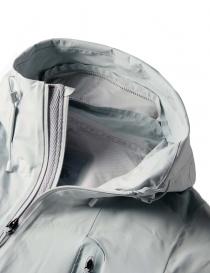 Giubbino Allterrain by Descente Active Shell colore bianco celeste prezzo