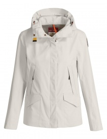 Womens jackets online: Parajumpers Chloe chalk jacket
