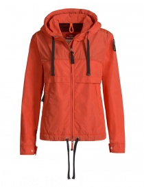 Parajumpers Goldie mandarin red jacket online