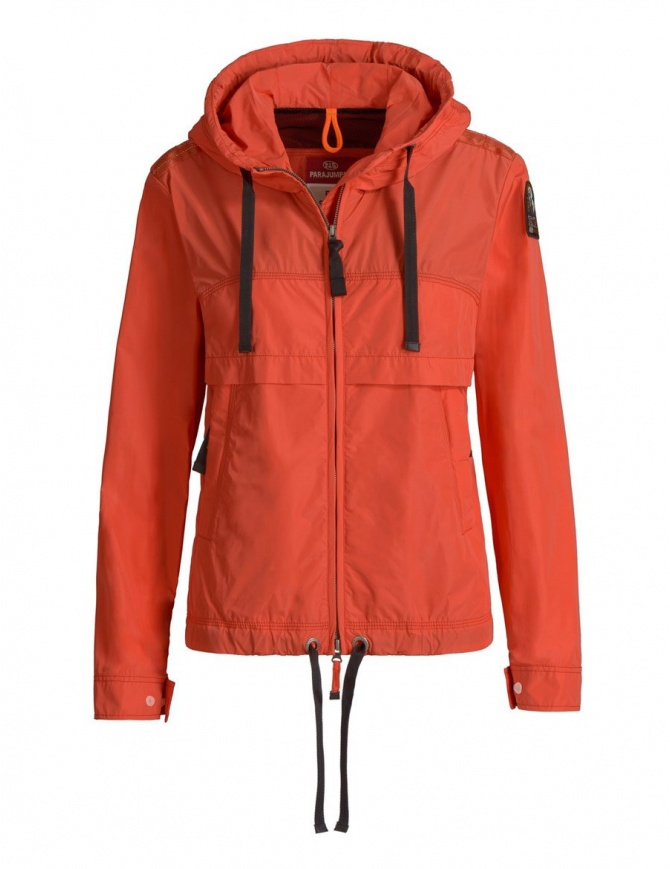 Parajumpers Goldie mandarin red jacket PW JCK FS31 GOLDIE 613 womens jackets online shopping