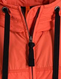 Giubbino Parajumpers Goldie colore rosso mandarino giubbini donna acquista online