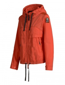 Parajumpers Goldie mandarin red jacket